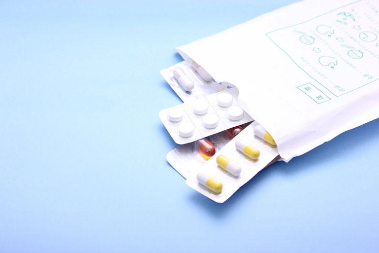飲み薬について
