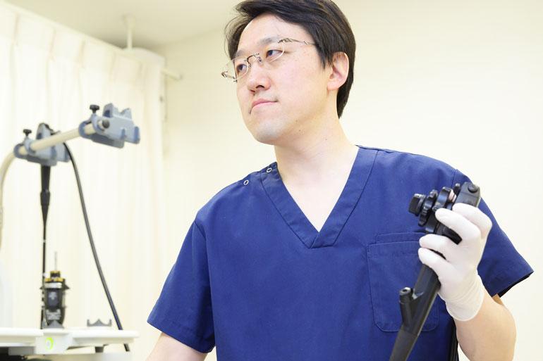 内視鏡専門医による健診・ドック